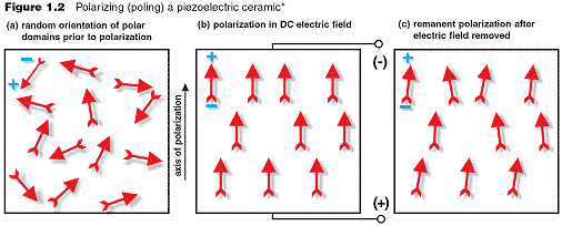 Poling a Piezoelectric Ceramic